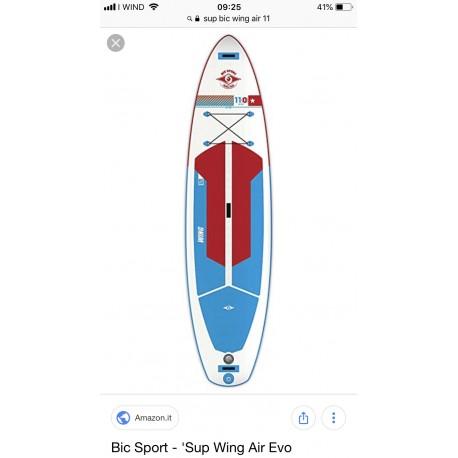 SUP Bic 10'6 Performer Air