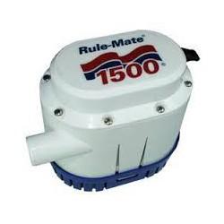 POMPA  RULE MATE  500 GPH 12V